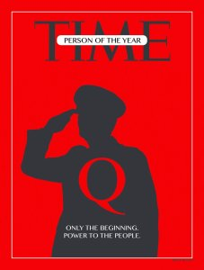 Q Time person of the year